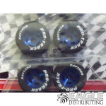1/8 x 13/16 x .500 Blue Daytona Stockers Foam Fronts