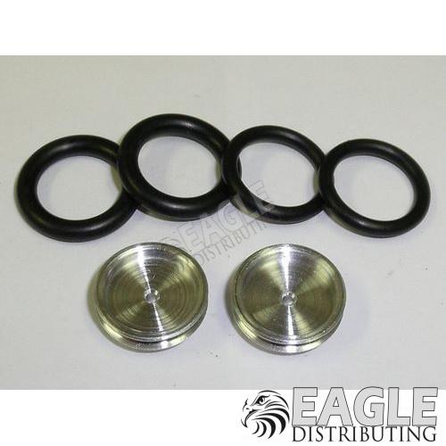 3/4 O-Ring Drag Front