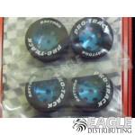 3/32 x 1 1/16 x .435 Blue TQ Foam Fronts