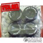 3/32 x 1 1/16 x .435 Black TQ Foam Fronts