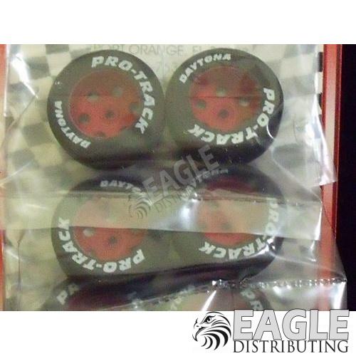 3/32 x 1 1/16 x .435 Red TQ Foam Fronts-PRO400R