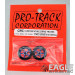 3/4 Blue Pro Star Foam Drag front Tire