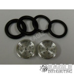 1/16 x 3/4 Top Fuel O-ring Drag Fronts
