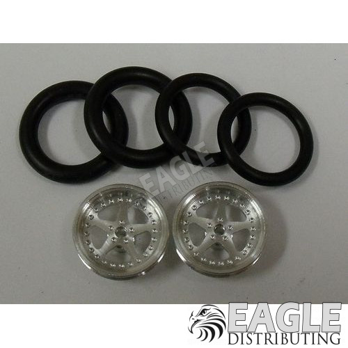 1/16 x 3/4 Star O-ring Drag Fronts-PRO411B