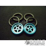 1/16 x 3/4 Blue Star O-ring Drag Fronts