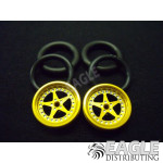 1/16 x 3/4 Gold Star O-ring Drag Fronts