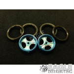 1/16 x 3/4 Blue Streeter O-ring Drag Fronts