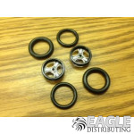 1/16 x 3/4 Black Streeter O-ring Drag Fronts