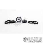 1/16 x 3/4 Gunmetal Turbine O-ring Drag Fronts