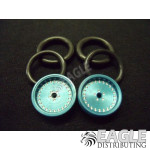 1/16 x 3/4 Blue Classic O-ring Drag Fronts