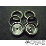 1/16 x 3/4 Black Classic O-ring Drag Fronts