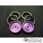 1/16 x 3/4 Purple Classic O-ring Drag Fronts