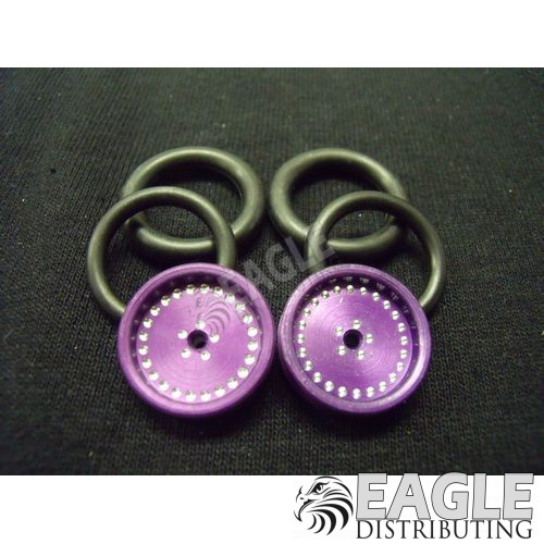 1/16 x 3/4 Purple Classic O-ring Drag Fronts-PRO411GP