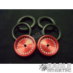 1/16 x 3/4 Red Classic O-ring Drag Fronts