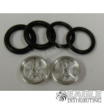 1/16 x 3/4 Pro Star O-ring Drag Fronts