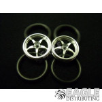 1/16 x 3/4 3D Pro Star O-ring Drag Fronts
