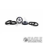 1/16 x 3/4 Gunmetal Pro Star O-ring Drag Fronts