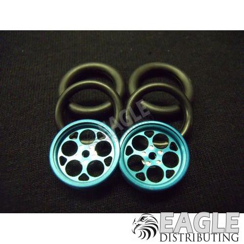 1/16 x 3/4 Blue Magnum O-ring Drag Fronts-PRO411JB