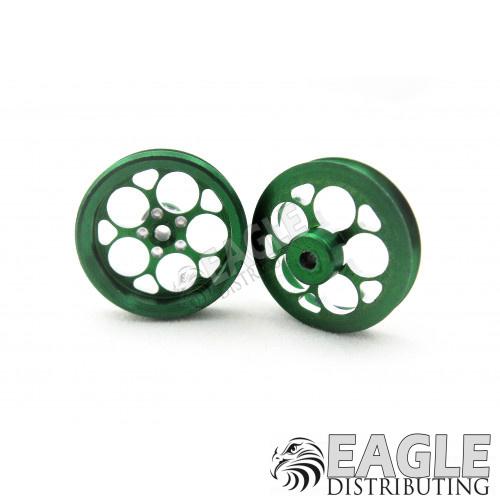 1/16 x 3/4 Green Magnum O-ring Drag Fronts-PRO411JGR