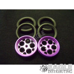 1/16 x 3/4 Purple Magnum O-ring Drag Fronts