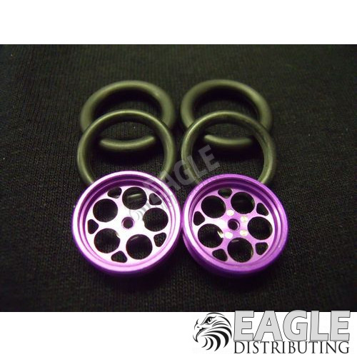 1/16 x 3/4 Purple Magnum O-ring Drag Fronts-PRO411JP
