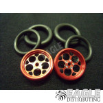 1/16 x 3/4 Red Magnum O-ring Drag Fronts