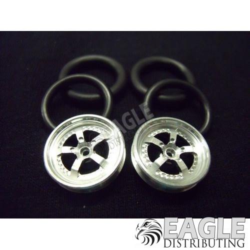 1/16 x 3/4 3D Evolution O-ring Drag Fronts-PRO411K3D