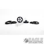1/16 x 3/4 Gunmetal Evolution O-ring Drag Fronts