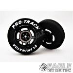 3/4x1-1/16 Foam Front Black