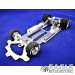 1/24 Retro Indy w/Bearings and Body No Electrics or Guide