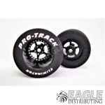 3/32 x 1 1/16 x .700 Black Star Drag Wheels
