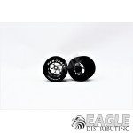 3/32 x 1 1/16 x .700 Black Magnum Drag Wheels
