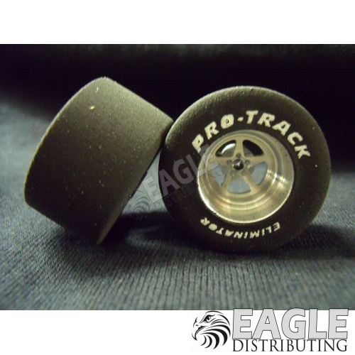 Pro Star Series CNC Drag Rears, 3D Design, 1 3/16 x .700