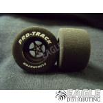 3/32 x 1 3/16 x .700 3D Black Pro Star Drag Wheels