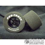 3/32 x 1 3/16 x .700 Black Pro Star Drag Wheels