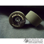 3/32 x 1 3/16 x .700 3D Black Magnum Drag Wheels
