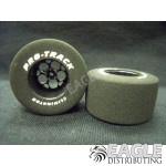 3/32 x 1 5/16 x .700 Black Magnum Drag Wheels