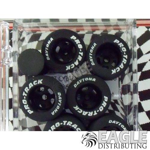 3/32 x .790 x .800 Black Daytona Stockers Rears, Nat. Rubber-PRON254BL