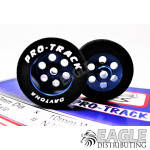 1/8 x 1 1/16 x .435 Blue TQ Rears, Nat. Rubber