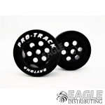 27mm x 10mm Rear Black 1/8 Axle