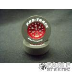 3/32 x 1 1/16 x .300 Red Top Fuel Drag Wheels