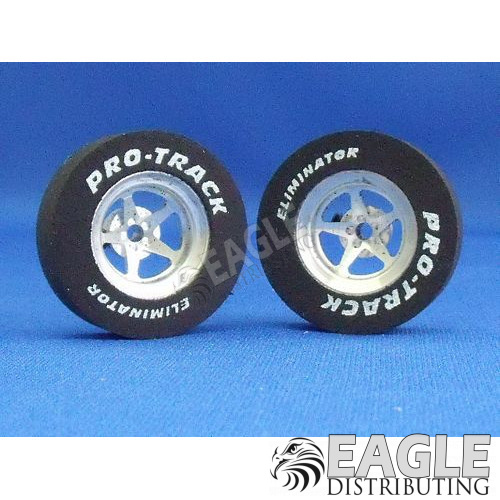 Pro Star Series CNC Drag Rears, 3D Design, 1 1/16 x .300