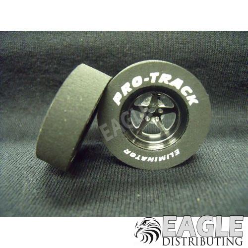 3/32x1 1/16x.300 3D Black Pro Star Drag Wheels