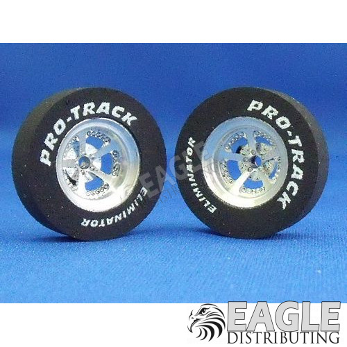 Evolution Series CNC Drag Rears, 3D Design, 1 1/16 x .300
