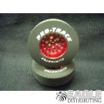 3/32 x 1 3/16 x .300 Red Top Fuel Drag Wheels