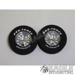 3/32 x 1 3/16 x .300 Turbine Drag Wheels