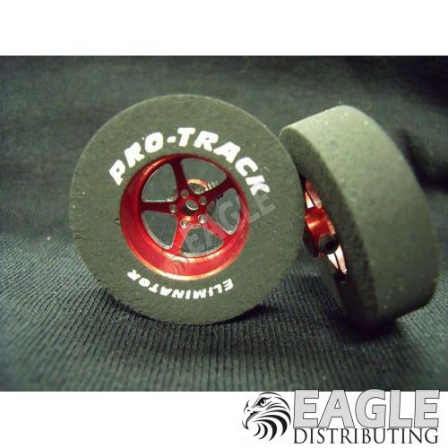 Pro Star Series CNC Drag Rears, 1 3/16 x .300, Red