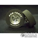 3/32 x 1 3/16 x .300 3D Evolution Drag Wheels
