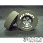 3/32 x 1 3/16 x .300 3D Black Evolution Drag Wheels