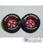 3/32 x 1 1/16 x .435 Red Star Drag Wheels